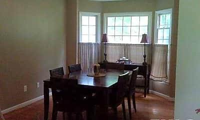 Dining Room, 2813 Isabella Dr, 1