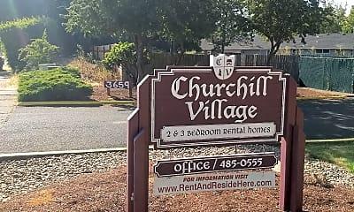 Churchill Village, 1