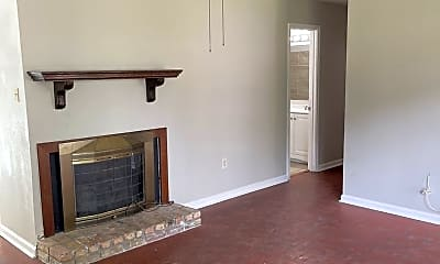 Living Room, 1837 General Mouton Ave, 1