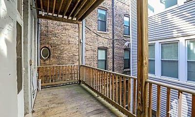 Patio / Deck, 854 W Armitage Ave, 2