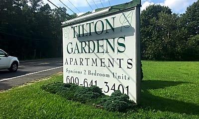 Tilton Gardens Apartments, 1