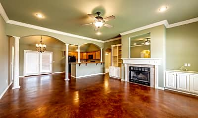 Living Room, 4389 E Holiday Dr, 1