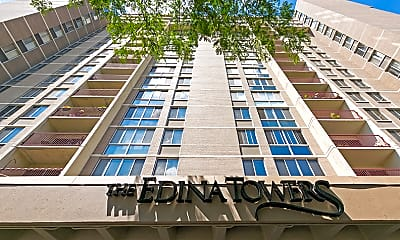 Building, The Edina Towers, 2
