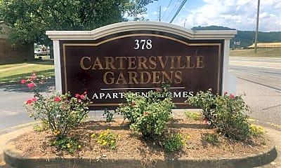 Cartersville Garden Apartments, 1