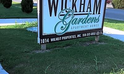 Wickham Gardens, 1