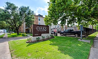 Community Signage, 4535-4545 Live Oak St, 1