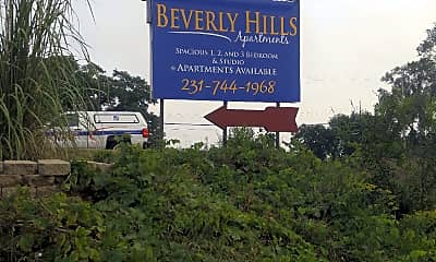Beverly Hills Apartments, 1