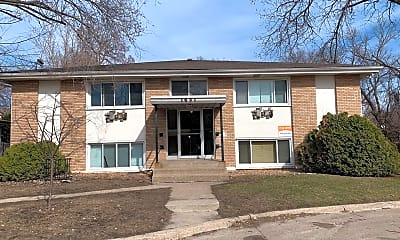 Building, 1621 NE Taylor St, 0