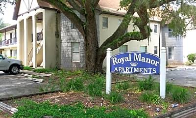 Royal Manor Apartments, 1