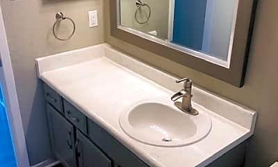 Bathroom, 3 Thousand One Crystal Springs, 2