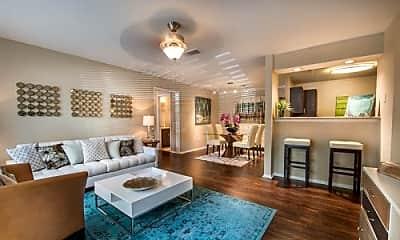 Living Room, 10600 Six Pines Dr, 0