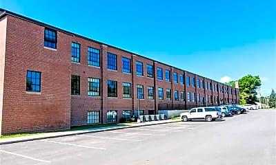 Building, Historic Blue Bell Lofts, 0