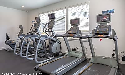 Fitness Weight Room, 3955 Outward Rd SE, 2