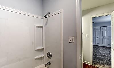 Bathroom, Serenity Apartments at Huntsville, 2
