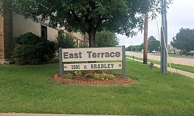 East Terrace Apartments, 1