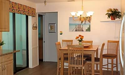 Dining Room, 4056 Durant St, 1