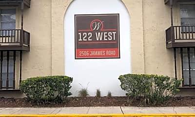 Community Signage, 122 West, 0