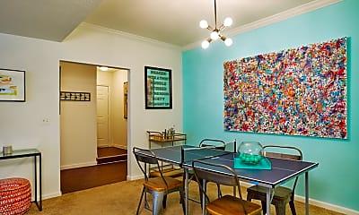 Dining Room, Arden Villas, 1
