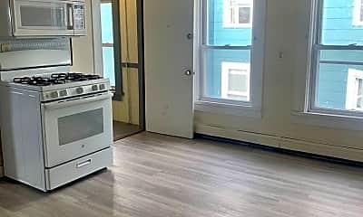 Kitchen, 66 Broadway, 2