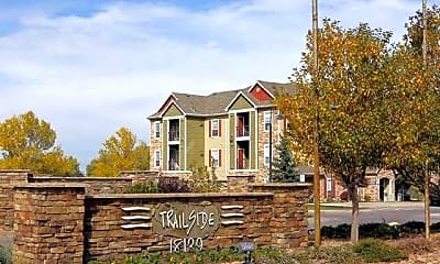 Trailside Apartments, 1
