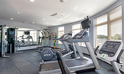 Fitness Weight Room, The Quarry, 2