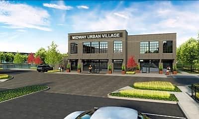 Building, Midway Urban Village, 0
