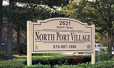 North Port Village, 1