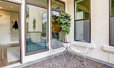 Patio / Deck, Trestle Apartments, 0