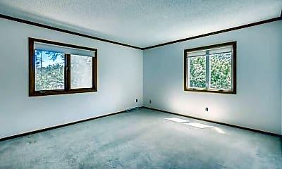 Bedroom, 7849 Woodpark Boulevard, 2