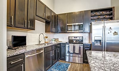 Kitchen, Verus Apartments, 0