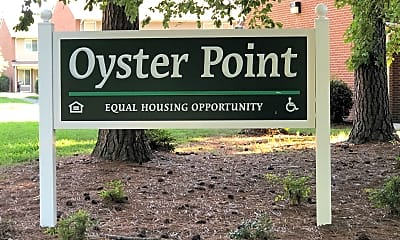Oyster Point Apartments, 1