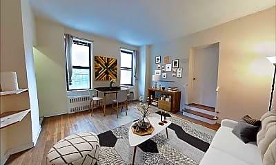 Living Room, 165 E 36th St 3-A, 1