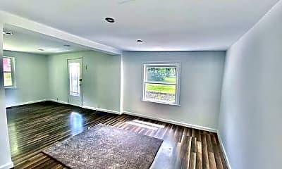 Living Room, 410 Gideon Road, 2