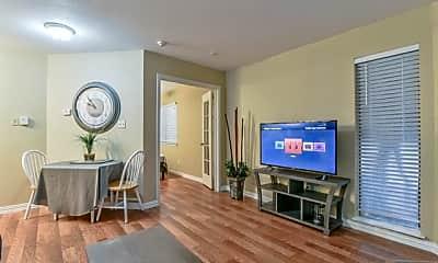 Living Room, 2310 Bamboo Dr J103, 1
