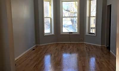 Living Room, 1443 S Avers Ave, 1