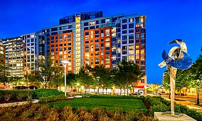 Building, The Avant At Reston Town Center, 0