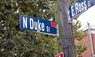Community Signage, 825 N Duke St, 0