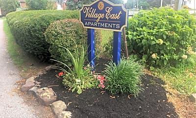 Village East Apartments, 1