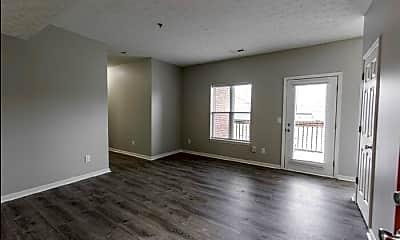 Living Room, 608 E Spring St, 1
