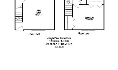 Building, 301 Hays Mill Rd, 1