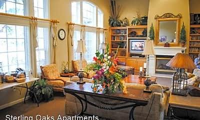 Living Room, 100 Sterling Oaks Dr, 2
