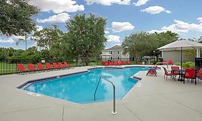 Pool, Murdock Circle, 1