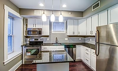 Kitchen, Rainer Court Apartments, 0
