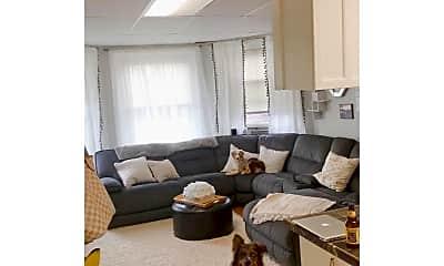 Living Room, 879 Beacon St, 1