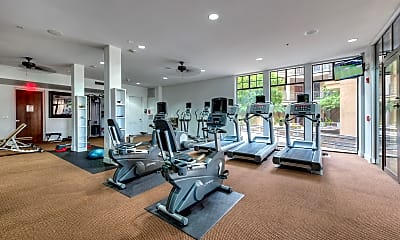 Fitness Weight Room, 8 Biltmore Estate 324, 2