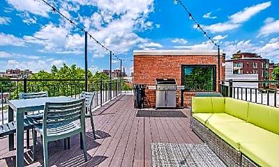 Patio / Deck, 2231 Ontario Rd NW, 2