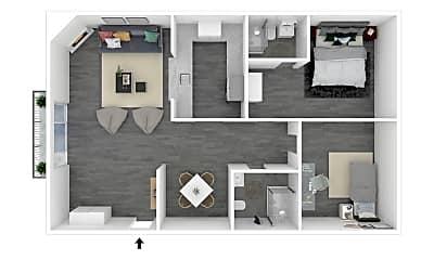 Kitchen, 5104 Sepulveda Blvd, 2