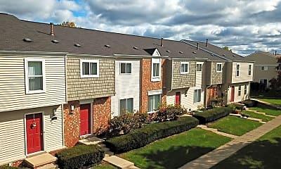 Building, Novi Ridge Apartments And Townhomes, 0