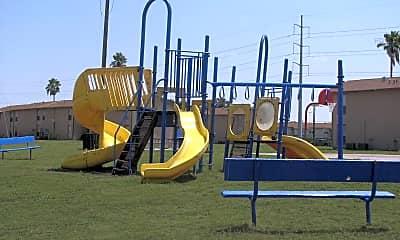 Playground, Cliff Maus Village Apartments, 1