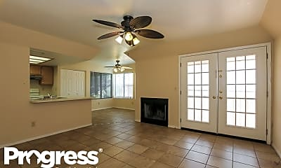 Living Room, 7587 W Wikieup Ln, 1